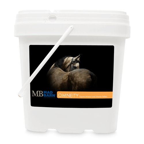 Mad Barn Omneity Equine Mineral Vitamin Pellets 5 Kg